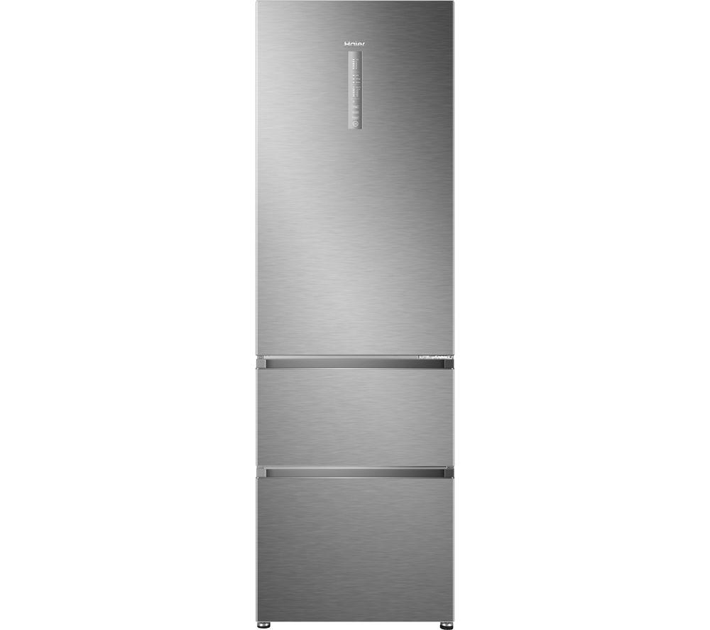 haier a2fe635cfj. haier a3fe635cmj 60/40 fridge freezer - stainless steel a2fe635cfj