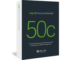 SAGE 50c Accounts Standard 2017