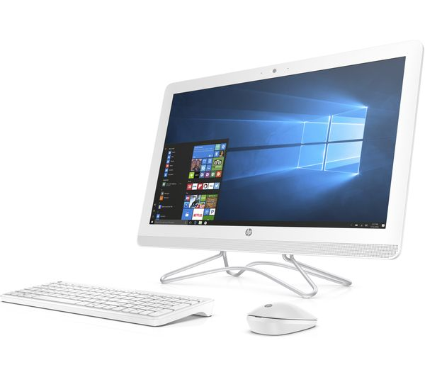 Buy Hp 24 E030na 23 8 Quot All In One Pc White Free