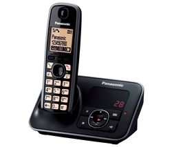 Panasonic KX-TG6621EB Expandable Cordless Phone Answering System (Single)