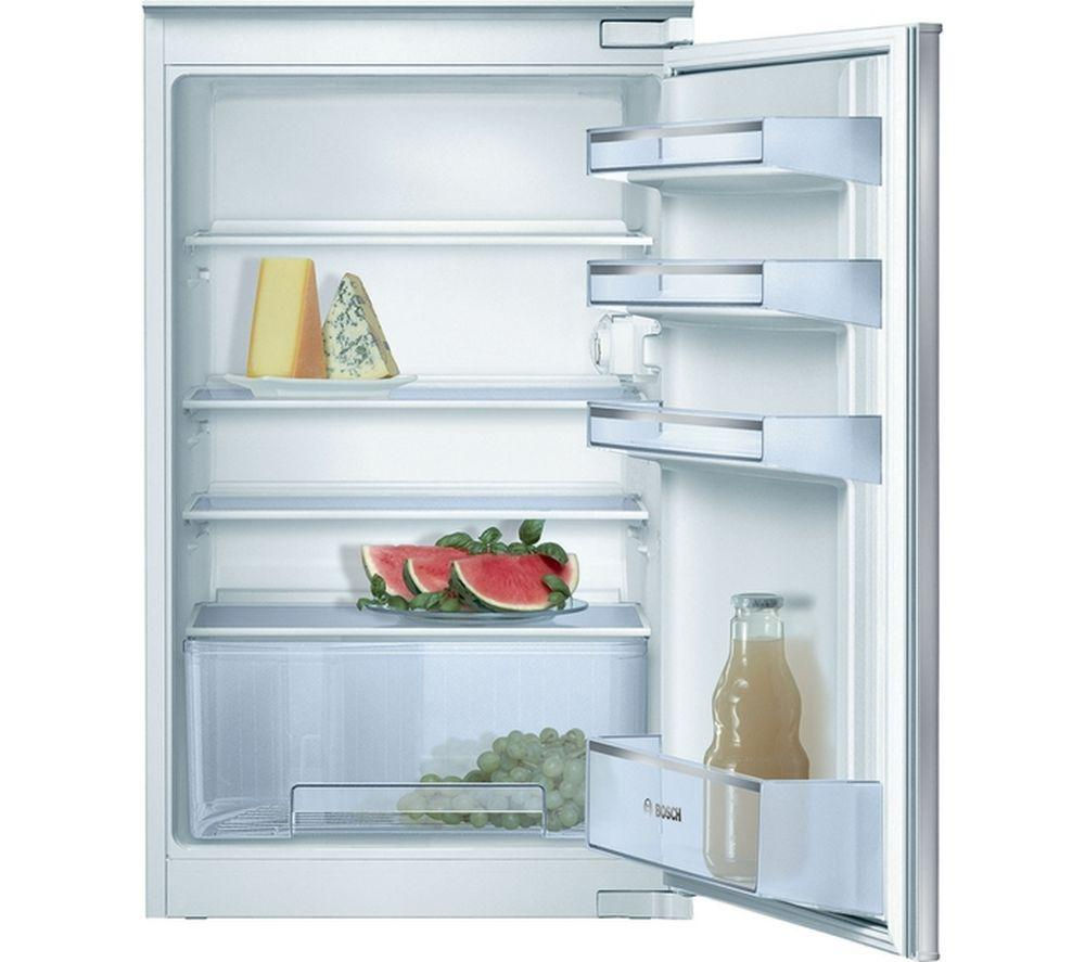 buy bosch classixx kir18v20gb integrated fridge free delivery currys. Black Bedroom Furniture Sets. Home Design Ideas