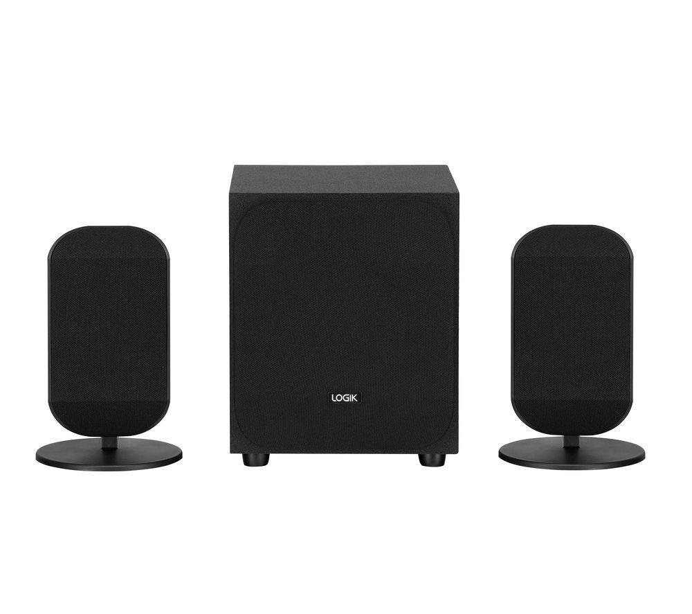 LOGIK LPCS2113 2.1 PC Speakers