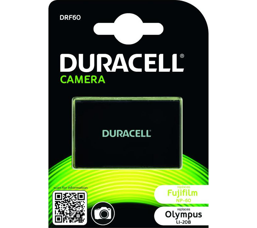 DURACELL DRF60 Lithium-ion Rechargeable Camera Battery