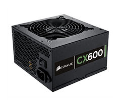 CORSAIR CX600 Fixed ATX PSU - 600 W