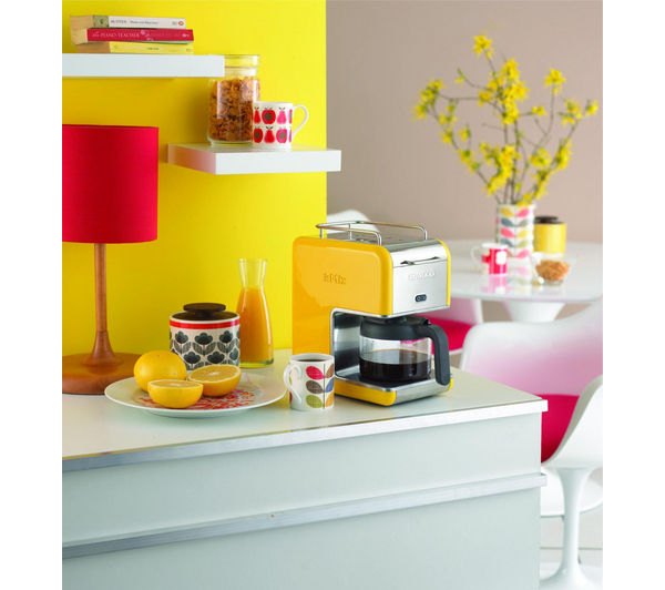 Yellow Small Kitchen Appliances: Coffee Makers - Cheap Coffee Makers Deals