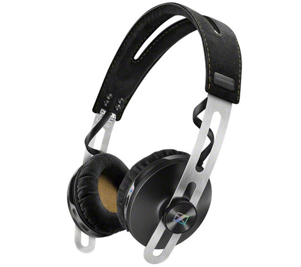 Click to view more of SENNHEISER  Momentum 2.0 O/E Wireless Bluetooth Noise-Cancelling Headphones - Black, Black