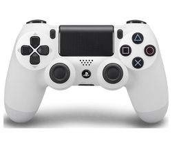 SONY DualShock 4 Wireless Gamepad - White