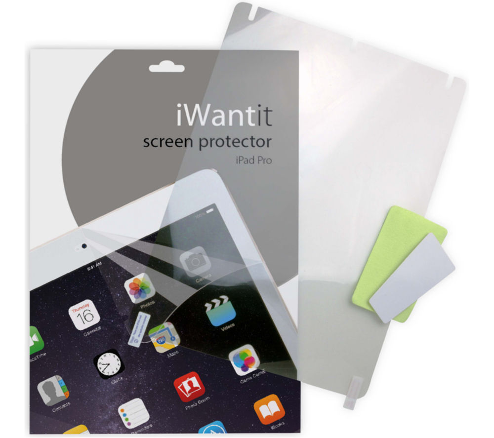 "IWANTIT IIPPSC15 iPad Pro 12.9"" Screen Protector"