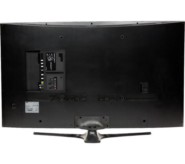 buy samsung ue55ju6740 smart ultra hd 4k 55 curved led tv. Black Bedroom Furniture Sets. Home Design Ideas