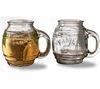 EDDINGTONS Family Recipe Small Barrel Mugs - Set of 4