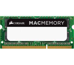 CORSAIR Mac Memory DDR3 PC Memory - 8 GB SODIMM RAM