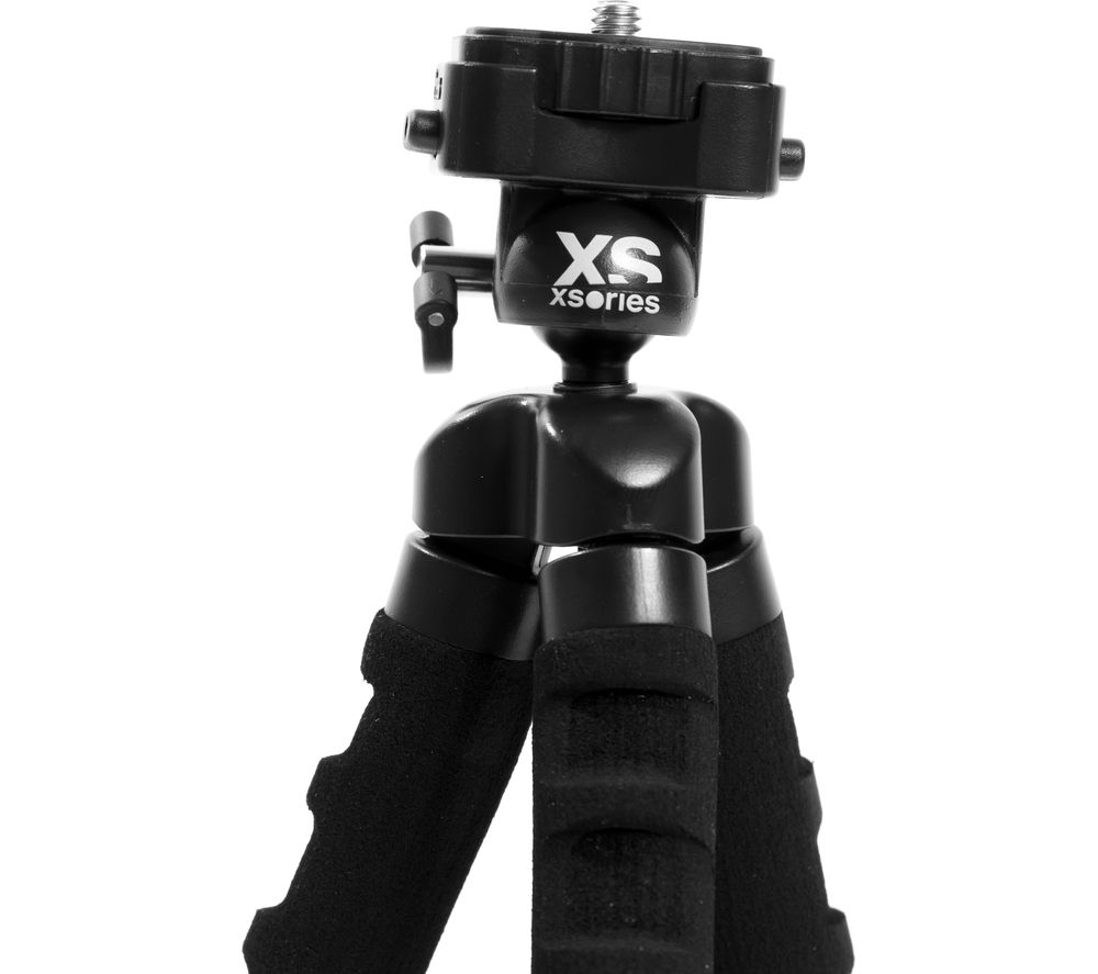 XSORIES Big Bendy Tripod - Black
