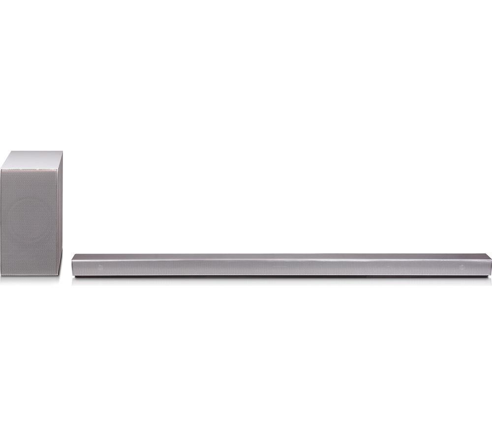 LG SH8 4.1 Wireless Sound Bar