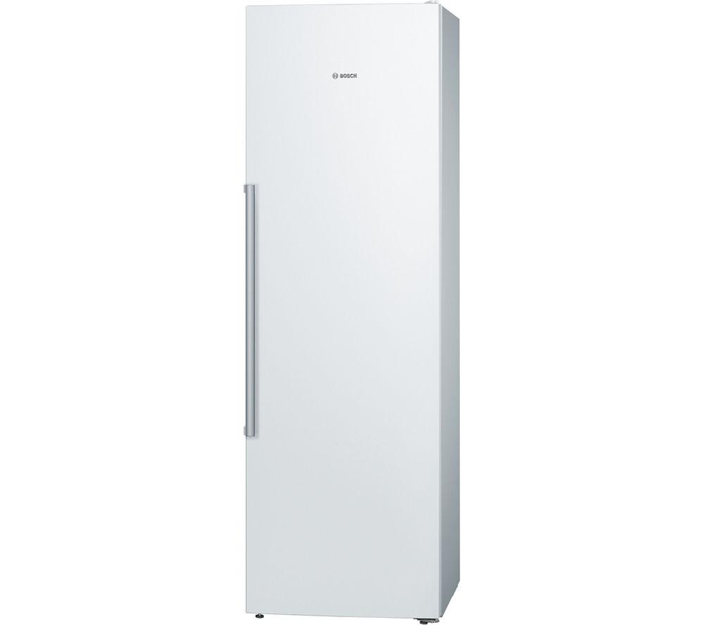 BOSCH Serie 6 GSN36AW31G Tall Freezer - White