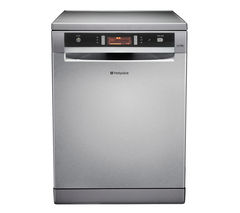 HOTPOINT Ultima FDUD 43133X Full-size Dishwasher - Stainless Steel