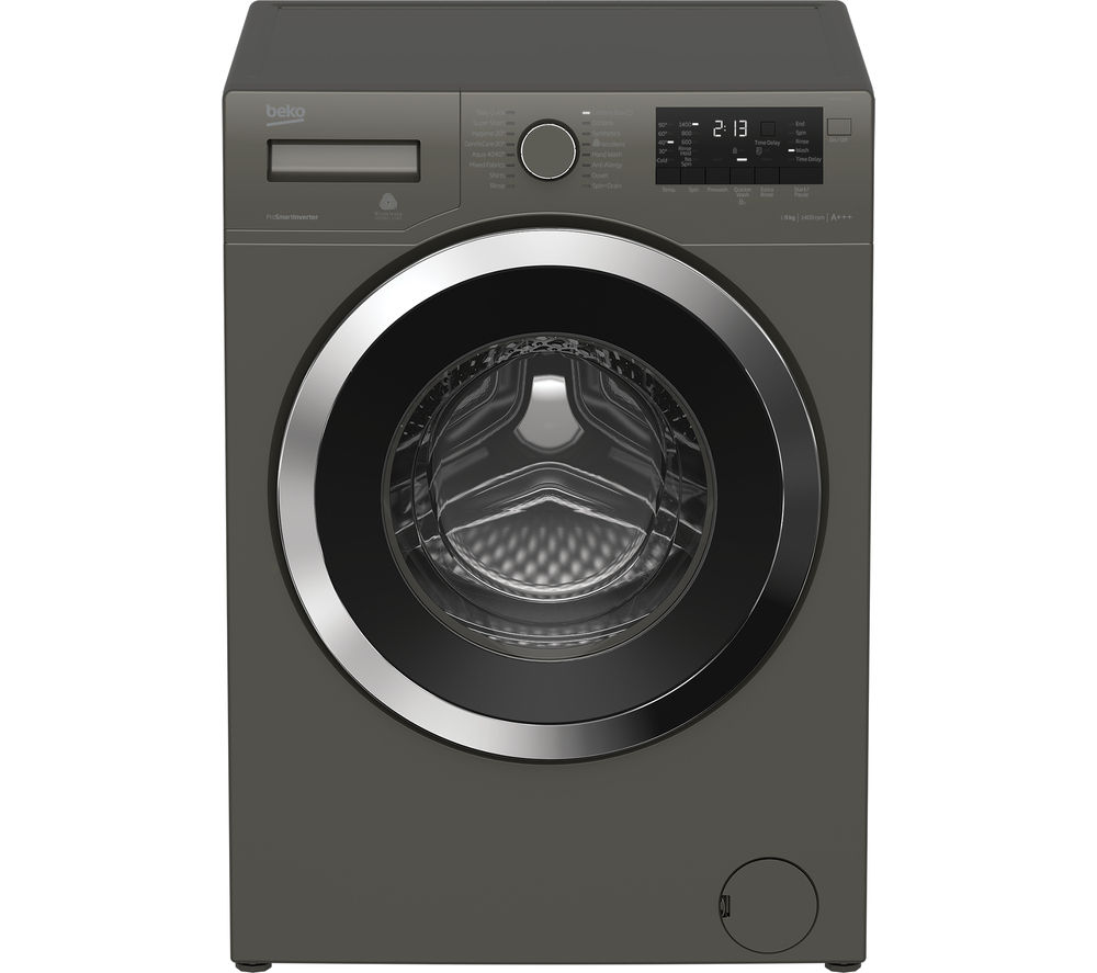 BEKO  WX943440G Washing Machine  Graphite Graphite