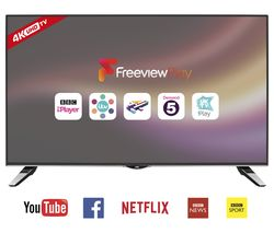 "JVC LT-43C862 Smart 4K Ultra HD 43"" LED TV"