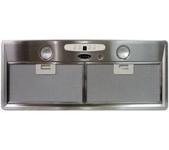 BRIT LIVIN Intimo P78070A Canopy Cooker Hood - Stainless Steel
