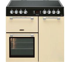 LEISURE Cookmaster CK90C230C 90 cm Electric Ceramic Range Cooker - Cream