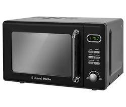 RUSSELL HOBBS RHRETMD706B Solo Microwave - Black