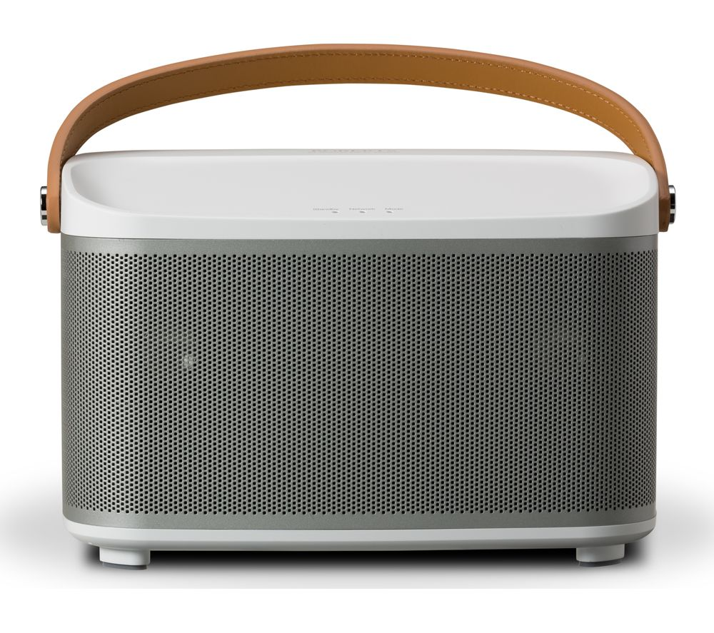 ROBERTS R-Line R1 Wireless Smart Sound Multi-Room Speaker - White