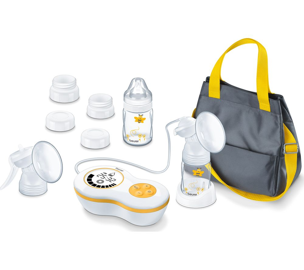 BEURER BY60 Electric Breast Pump Plus Set