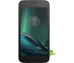 MOTO G4 Play - Black, 16 GB