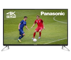 "PANASONIC VIERA TX-49EX600B 49"" Smart 4K Ultra HD HDR LED TV"
