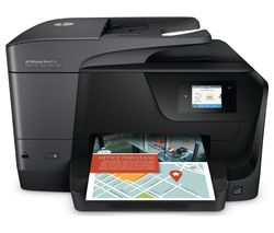 HP OfficeJet Pro 8718 Wireless Inkjet Printer with Fax & Instant Ink 500 Page Monthly Print Plan