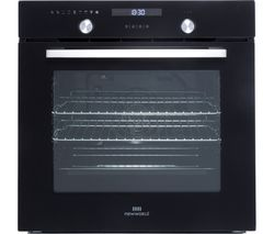 NEW WORLD Suite 60MF Electric Oven - Black