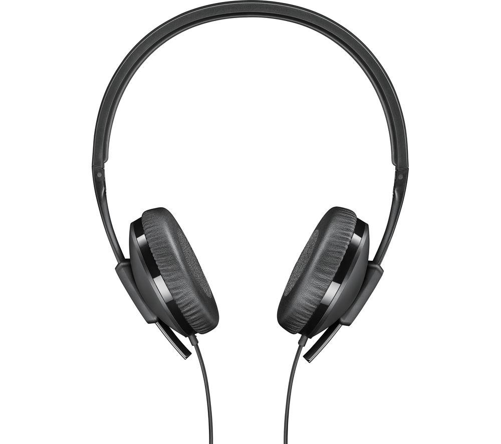 SENNHEISER HD 2.10 Headphones - Black