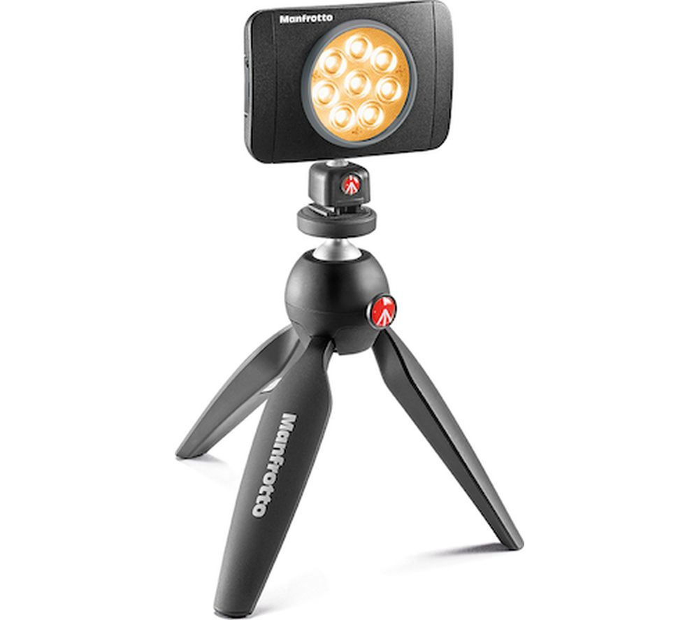 MANFROTTO MLUMIEMU-BK Lumimuse 8 LED Light