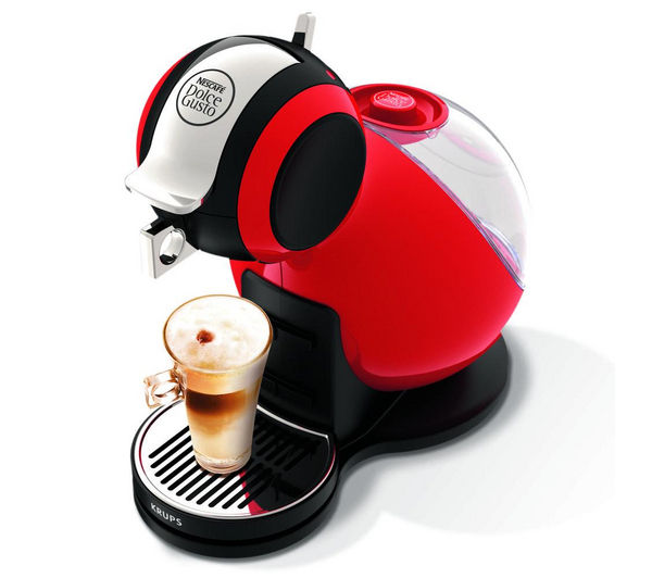 buy dolce gusto by krups melody 3 hot drinks machine red dolce gusto chococino pack of 8. Black Bedroom Furniture Sets. Home Design Ideas