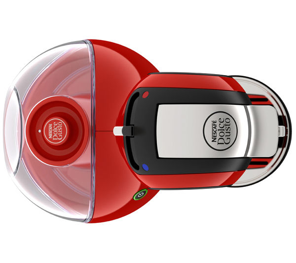 Krups Gusto Coffee Maker Pod Holder : Buy DOLCE GUSTO by Krups Melody 3 Hot Drinks Machine - Red + XB201000 Dolce Gusto Pod Holder ...