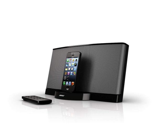 buy bose sounddock series iii speaker dock with apple lightning connector free delivery. Black Bedroom Furniture Sets. Home Design Ideas