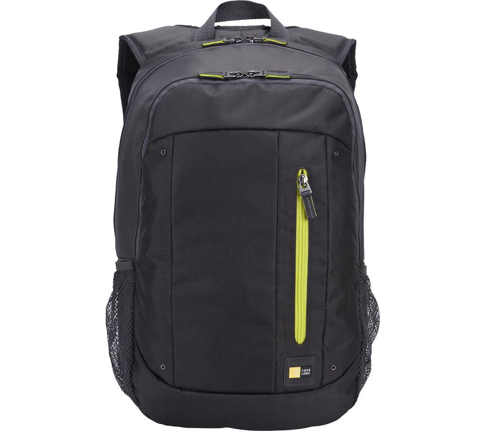 """CASE LOGIC Jaunt 15.6"""" Laptop Backpack - Black"""