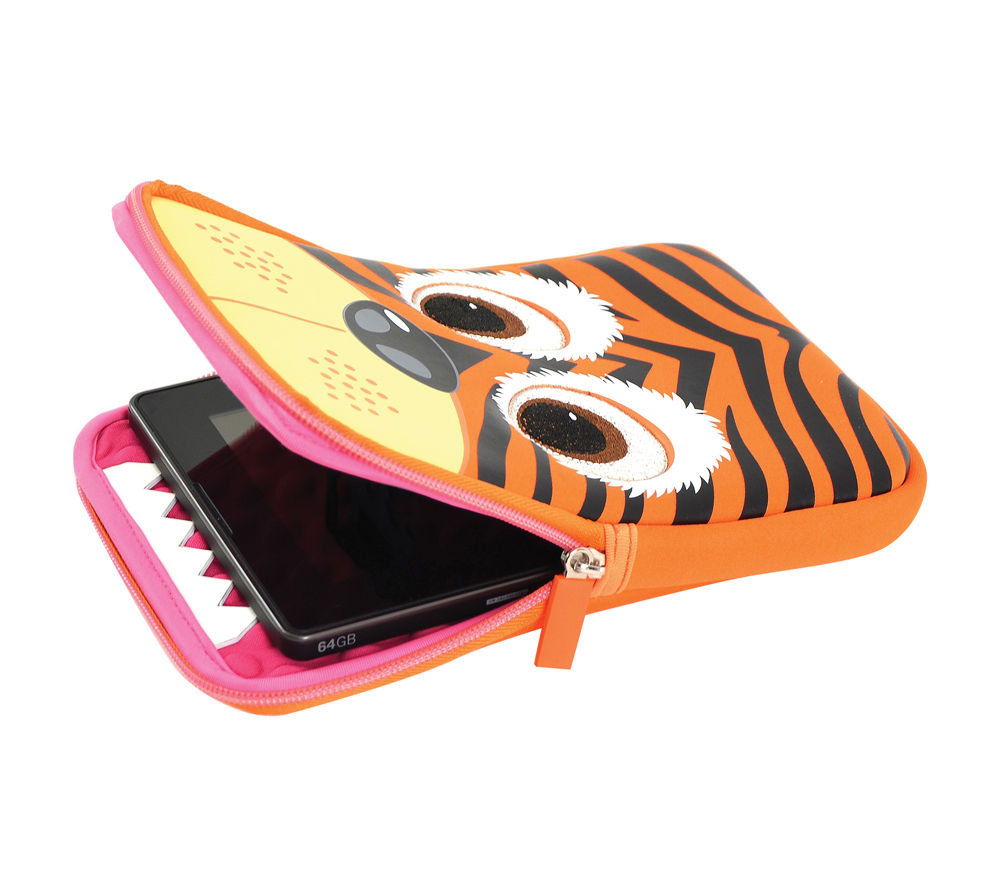 "Image of Tabzoo ZOOU8TIG 8"" Tablet Case - Tiger"