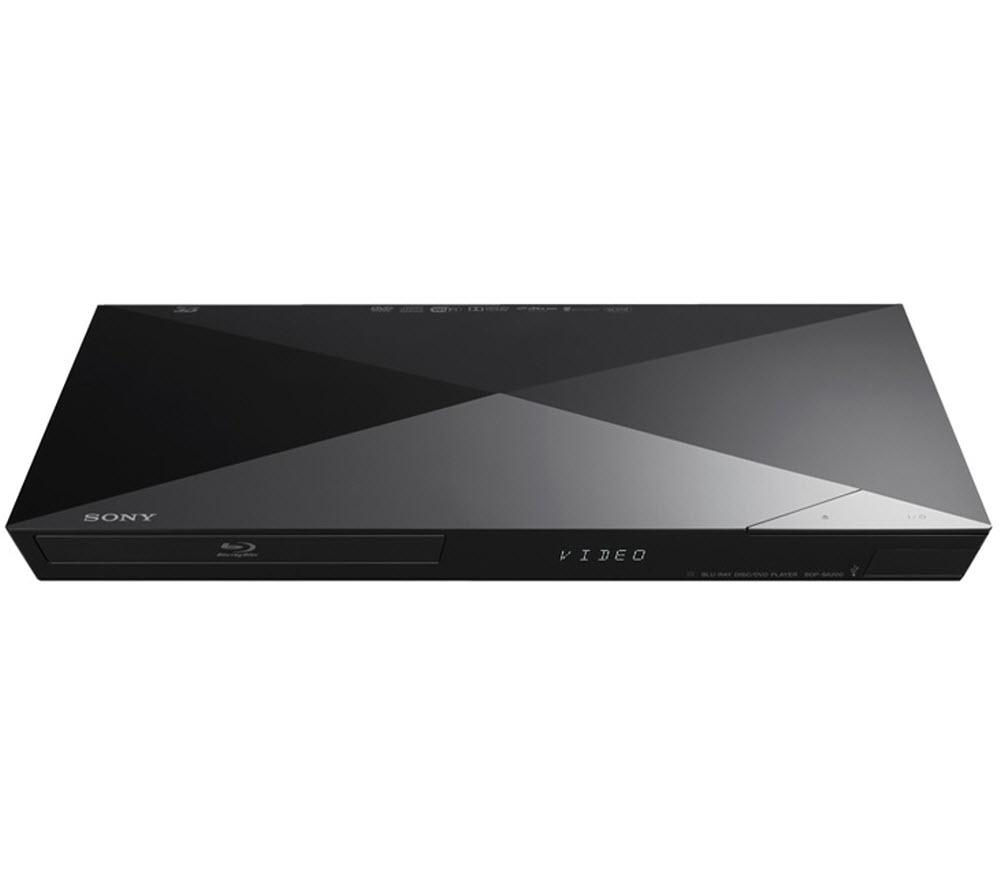 SONY BDPS6200B Smart 3D Blu-ray Player