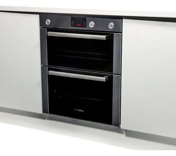 Built under double ovens electric