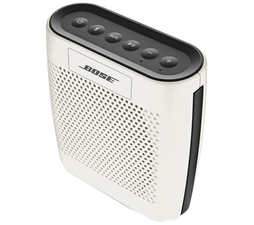 Bose SoundLink Colour Portable Wireless Speaker  White White