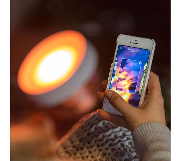 Buy PHILIPS Friends of Hue Iris Wireless Mood Light | Free ...