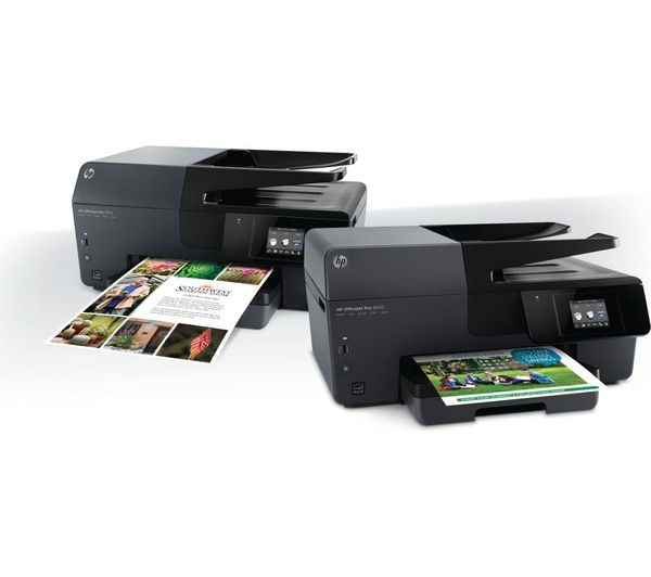 hp officejet pro 6830 all in one wireless inkjet printer with fax deals pc world. Black Bedroom Furniture Sets. Home Design Ideas