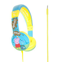PEPPA PIG Muddy Puddles Kids Headphones - Blue