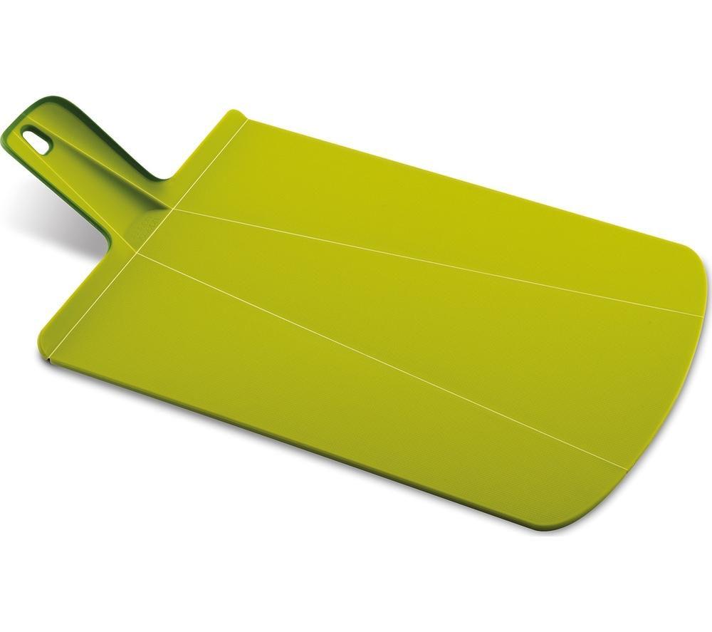 JOSEPH JOSEPH  Chop2Pot Plus Large Chopping Board  Green Green