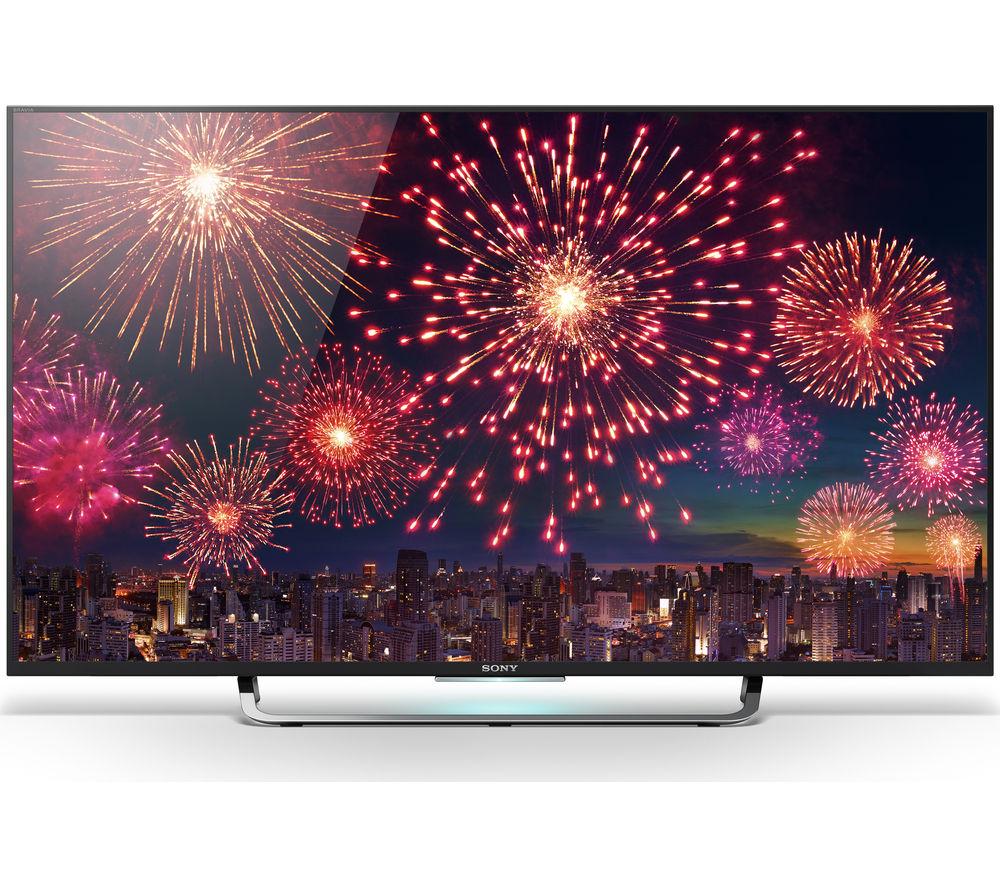 buy sony bravia kd49x8309cbu smart 4k ultra hd 49 led tv free delivery currys. Black Bedroom Furniture Sets. Home Design Ideas