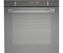 HOTPOINT Openspace OSHS89EDC0MI Electric Oven - Mirror