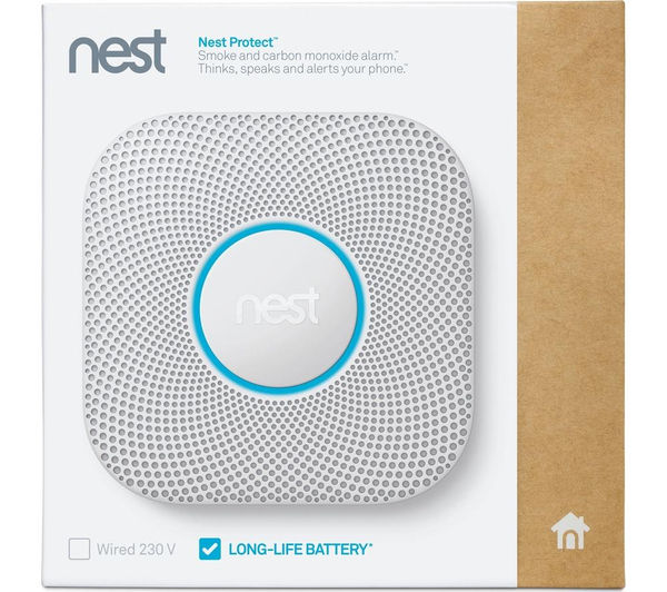 Nest smoke detector 2nd generation