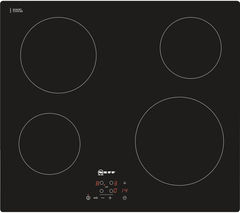 NEFF T10B40X2 Electric Ceramic Hob - Black