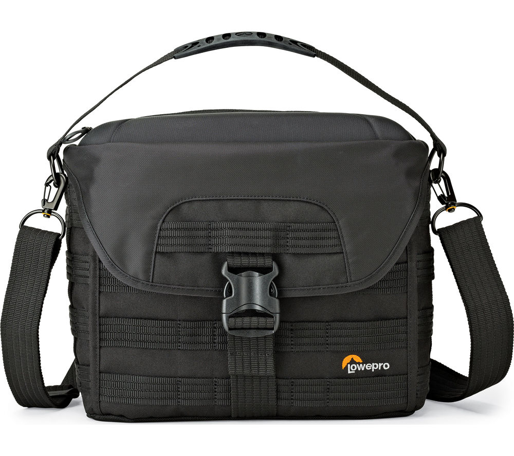 LOWEPRO ProTactic SH 180 AW DSLR Camera Bag - Black