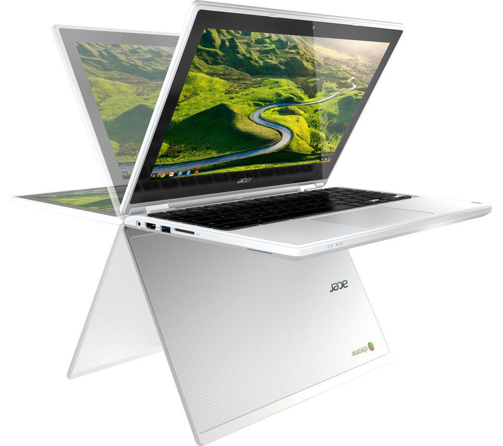 "ACER Chromebook R 11.6"" 2 in 1 - White"